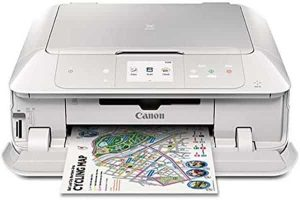 Canon MG7720 Wireless All-In-One Printer with Scanner and Copier: Mobile and Tablet Printing