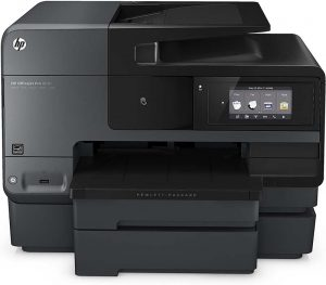HP OfficeJet Pro 8630 All-in-One Wireless Printer with Mobile Printing
