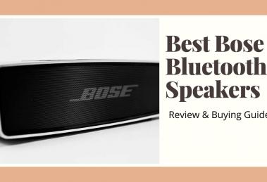 Best Bose Bluetooth Speakers