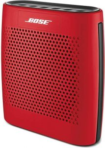 Bose SoundLink Red Speaker