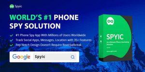 Spyic - World's Best Phone Spying App