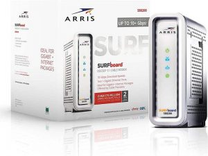 ARRIS Surfboard