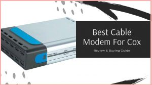 Best Cable Modem For Cox