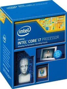 Intel i7 4770 quad-core