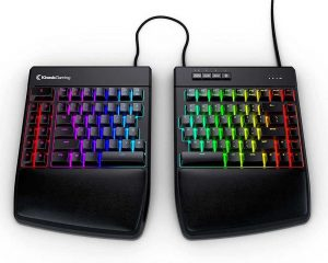 Kinesis Gaming Freestyle Edge RGB Split Keyboard