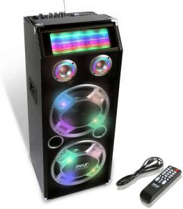 PSUFM1035A Disco Jam Speaker System