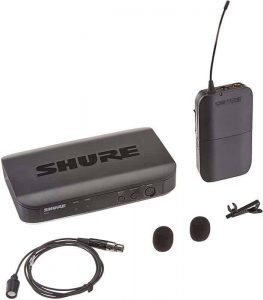 Shure BLX14/CVL Wireless Microphone