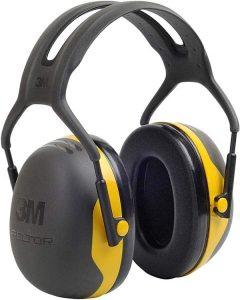 3M peltor X2A over the head Ear Muffs