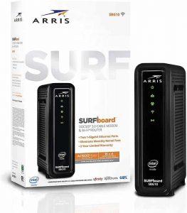 ARRIS Surfboard SBG10
