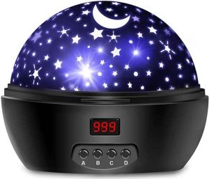 Night Lights for Kids, Star Projector