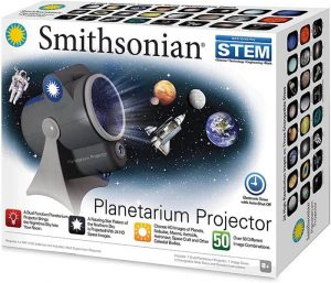 Smithsonian Optics Room Planetarium