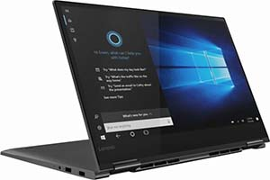The Lenovo Yoga 730 2-in-1 Touch-Screen