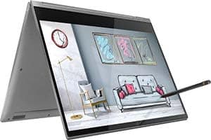 The Lenovo Yoga C930 2-in-1 13.9 inch Laptop