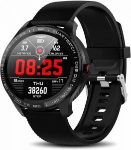 Yocuby Sport Smartwatch for Android IOS Phone