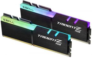 G.Skill TridentZ RGB Series 16 F4-3200C16D-32GTZR