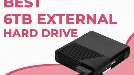 Best 6Tb External Hard Drive