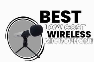 Best Low Cost Wireless Microphone