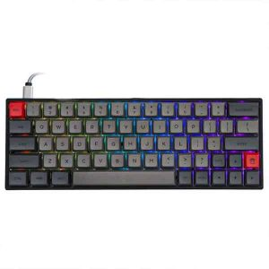 EPOMAKER SK64S Hot-Swappable Mechanical Keyboard