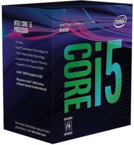 Intel Core i5-8600K Desktop Processor 6 Cores