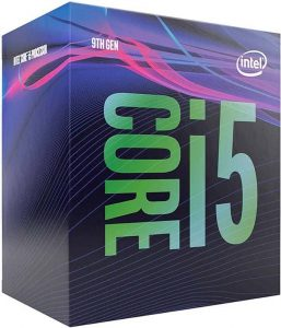Intel Core i5-9400 Desktop Processor 6 Cores