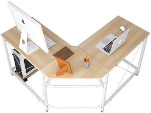 Songs L Shaped Desk Corner Computer Desk Gaming Table