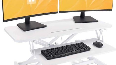 Top 12 Best Desk For Dual Monitors