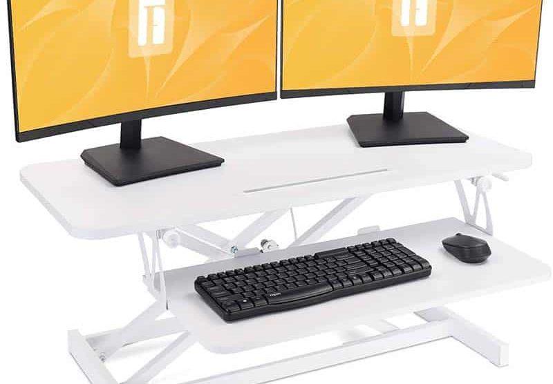 Top 12 Best Desk For Dual Monitors