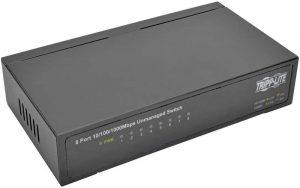 Tripp Lite 8-Port Gigabit Ethernet Switch (NG8)