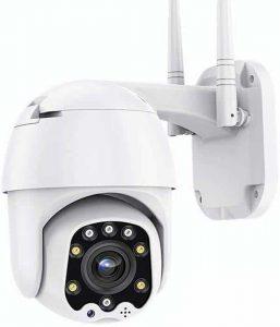 Alptop Outdoor PT WiFi IP Security Camera