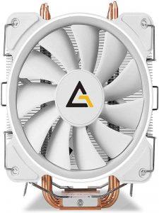 Antec CPU Cooler, C400 Glacial 120mm Pure White