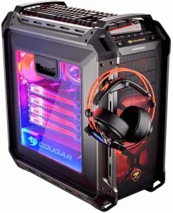 Cougar Panzer Max Ultimate Gaming Case