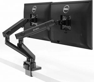 EVEO Dual Monitor Stand – Dual Monitor Mount