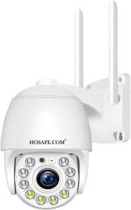 HOSAFE Security Camera Outdoor Wireless WiFi