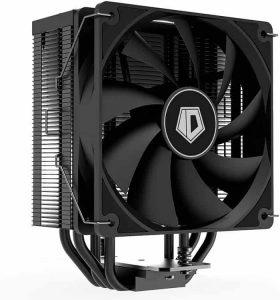 ID-COOLING SE-224-XT Black CPU Cooler AM4 CPU Cooler