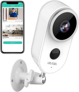 Letscool Wireless Home Security Camera