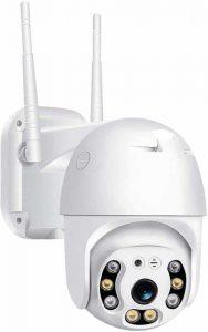 Pan Tilt Outdoor Security Camera