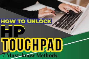 How To Unlock Hp Touchpad