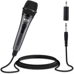Monkey Dynamic Cardioid Home Karaoke Microphone 1