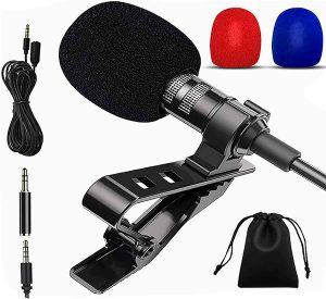 YOLO 3.5mm Lapel Microphone Kit 1