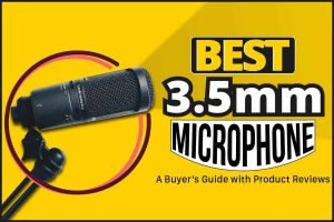 best 3.5mm microphone