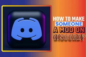 How to Make Someone a Mod on Discord..