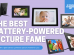 Best Battery Powered Picture Frame