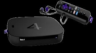 Roku Ultra Streaming 4K Media Player