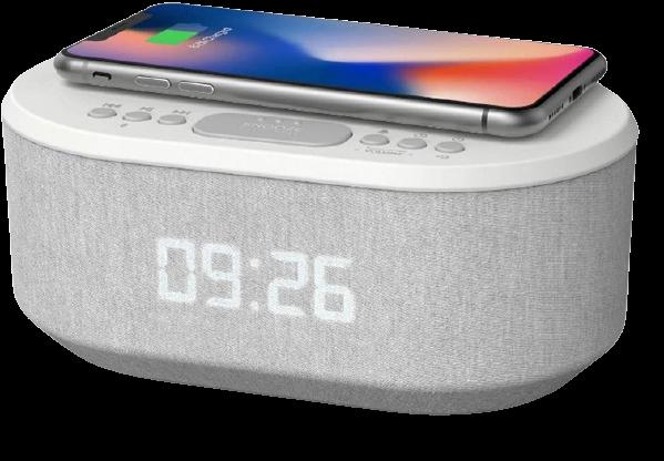 Bedside Radio Alarm Clock