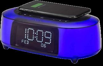 IHome iBTW281 Alarm Clock Radio
