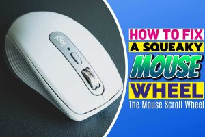 How To Fix A Squeaky Mouse Wheel