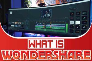 what is wondershare